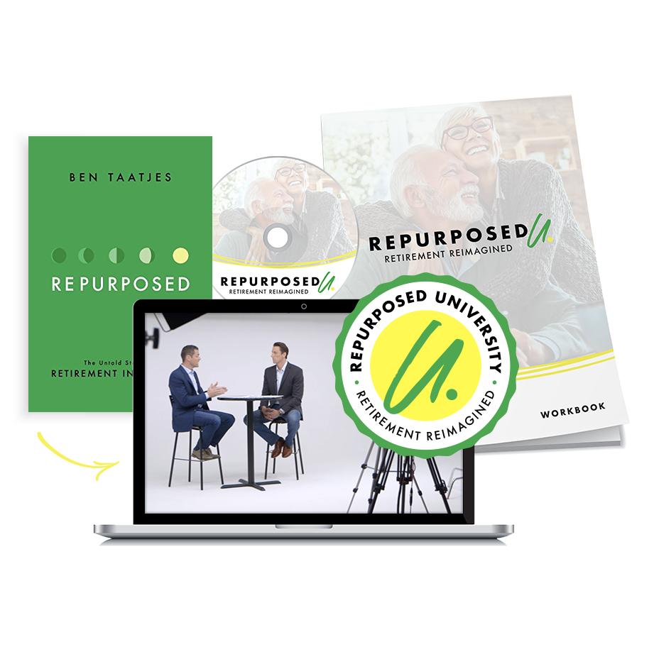 Repurposed University Course Materials